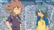 Kirigakure and Kazemaru