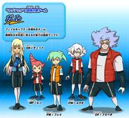 Garu players