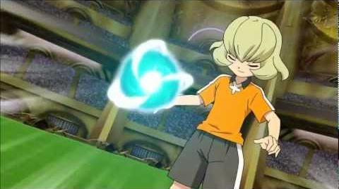 Inazuma Eleven GO 42 Air Bullet