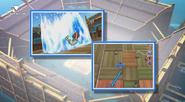 Water World Stadium Game