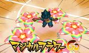 Magical Flower GO Galaxy game