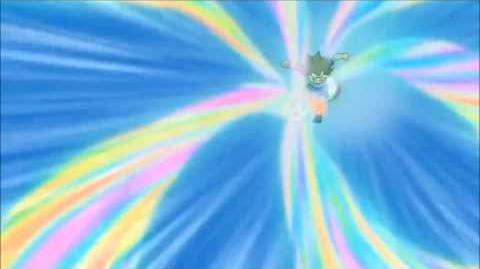 Inazuma Eleven - Rainbow Loop