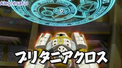 Inazuma Eleven GO - Britania Cross (ブリタニアクロス)