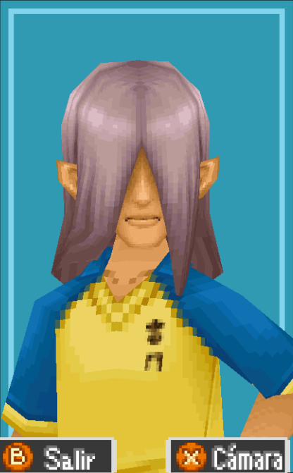 Kageno Close Front View Raimon