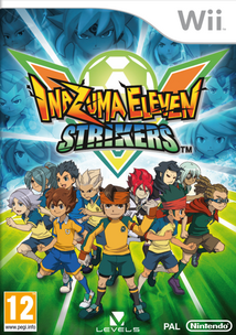 Inazuma Eleven Strikers EB