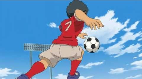 Inazuma Eleven (イナズマイレブン) - Naraku Otoshi