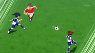 Tsurugi and Tenma plays IEGalaxy3 HQ