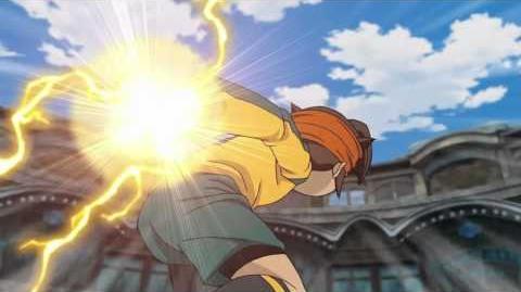 SUB French Inazuma Eleven Strike Samba V3 VS Shin Ijigen The Hand