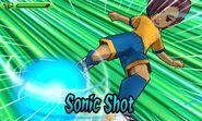 Sonic Shot English