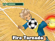 Fire Tornado in the first game