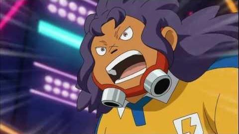 Inazuma Eleven GO Atlantis Wall (アトランティスウォール)