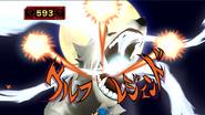 Wolf legend in Inazuma online
