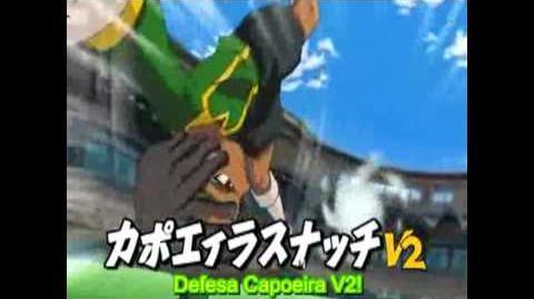 Inazuma Eleven - Capoeira Snatch