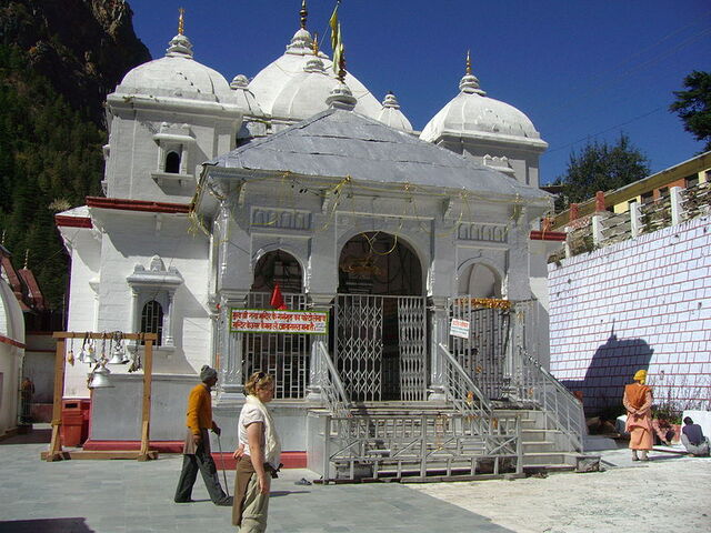 File:Gangotri temple.jpg