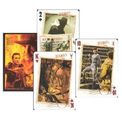 Indiana Jones Playing Cards Kingdom of the Crystal Skull 2