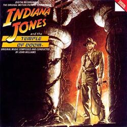 Temple of Doom soundtrack