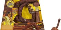 Indiana Jones Electronic Sound FX Whip