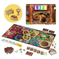 Indiana Jones Game of Life