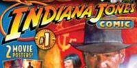 Indiana Jones Comic 1