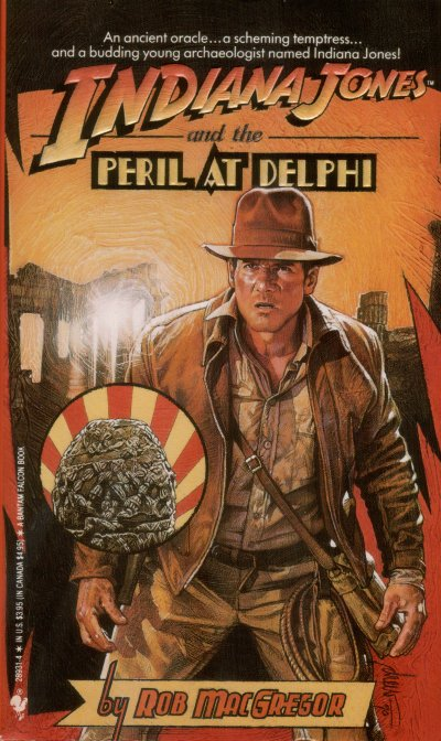 Indiana Jones and the Genesis Deluge A Bantam Falcon book