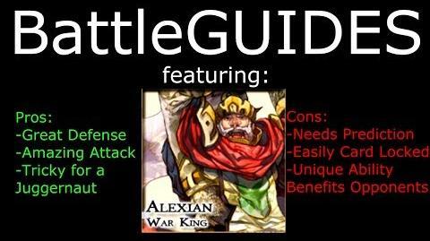 BattleGUIDES Episode 6 Alexian-0
