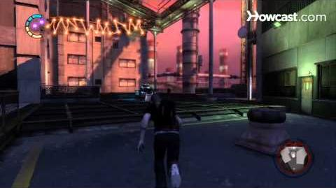 InFamous 2 Walkthrough Side Missions Part 66 Biohazard