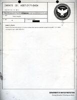 Escape-report