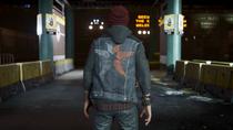 Delsin wearing his deafult vest