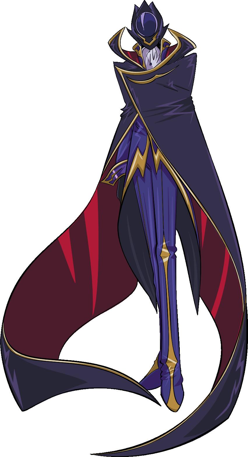 Lelouch Vi Britannia Code Geass Infinite Loops Wiki