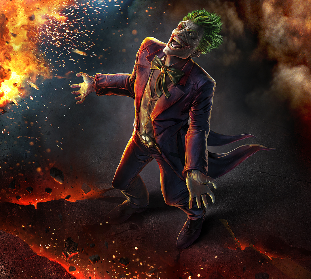 The Joker | Infinite Crisis Wiki | Fandom powered by Wikia