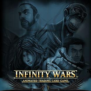 Infinity wars tcg v1 by harrybana