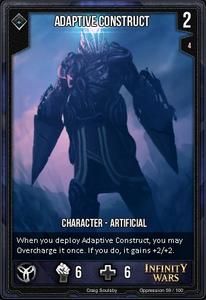 Adaptive Construct