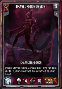 Gravedredge Demon
