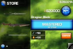 Dragoor Blade (IB1)