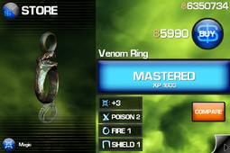 Venom Ring IB1