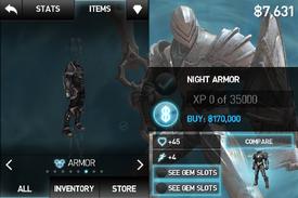 Night Armor ib2