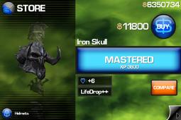 Iron Skull IB1