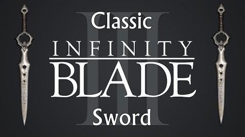 Infinity Blade 3 How To Get The Classic Infinity Blade (LEGIT)