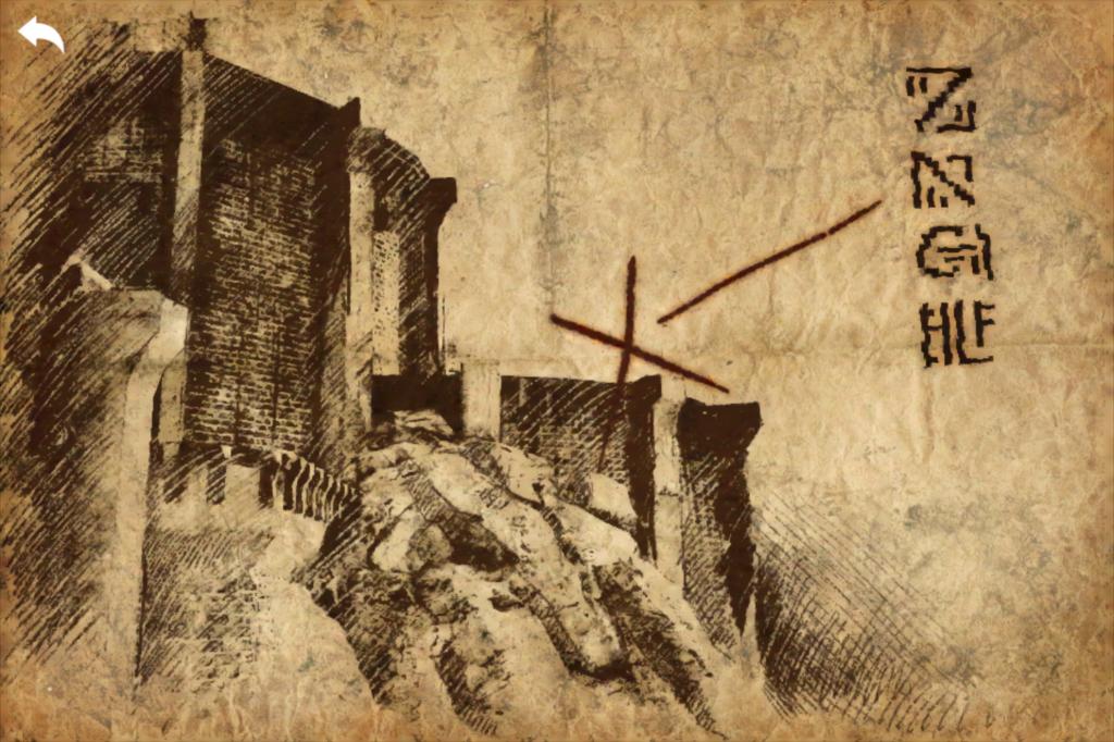 old treasure map infinity blade wiki fandom powered by wikia