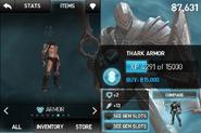 Thark Armor