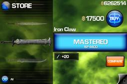 Iron Claw (IB1)