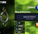 Ring of Elements