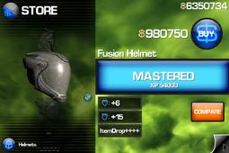 Fusion Helmet IB1