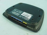 Linksys WRT400N v1.0 FCCc