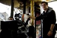 Inglourious Basterds Behind the scenes Quentin Tarantino
