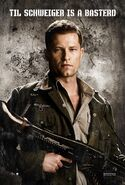 Hugo Stiglitz is a Basterd