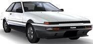 AE86 Trueno Coupe