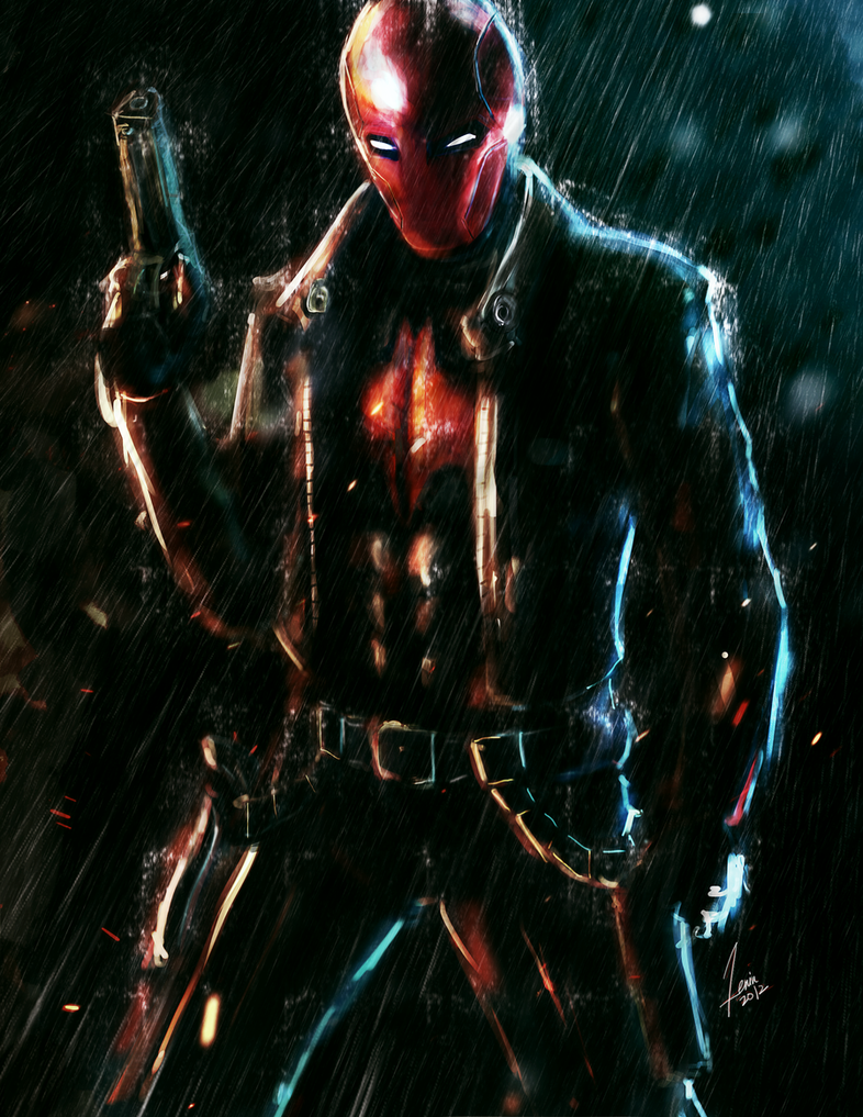 Red Hood (The First Insurgent) | Injustice Fanon Wiki | Fandom powered ...