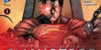 Injustice: Gods Among Us Comic