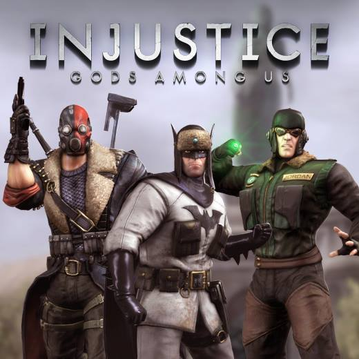 Red Son Zod Red Son Skin Pack 2